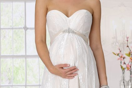 60b4c512 brudekjole til gravide, gravid brudekjole, brudekjole gravid, brudekjoler  til gravide, Brudekjole, ...