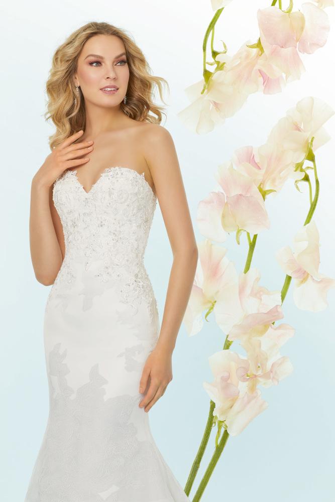 f8cea5ff Brudekjole havfrue - Book prøvetid af brudekjoler med havfrue snit