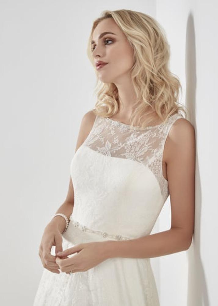 1c700c97 Brudekjole blonder - Book prøvetid af vintage brudekjoler med blonder